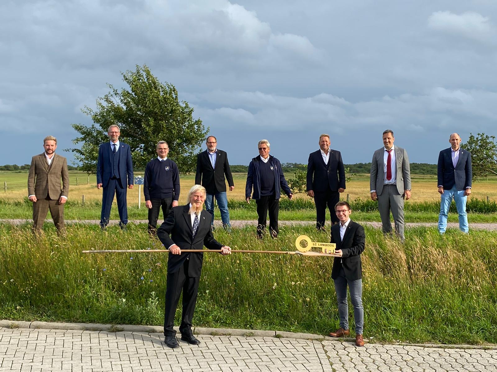 Der Lions Club Langeoog